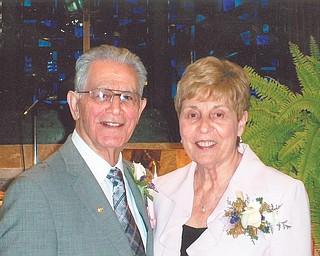 Mr. and Mrs. Tony DeFelice