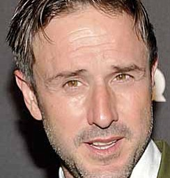 Actor David Arquette attends 'The Gentleman's Ball' hosted by GQ Magazine at the Edison Ballroom on Wednesday, Oct. 27, 2010 in New York.