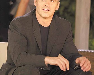 "In this publicity image released by Showtime, Matt LeBlanc stars as himself in a scene from the Showtime original series, ""Episodes."""