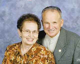 Mr. and Mrs. Larry Porter