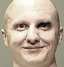 This undated photo released by the Pima County Sheriff's Office shows shooting suspect Jared Loughner.