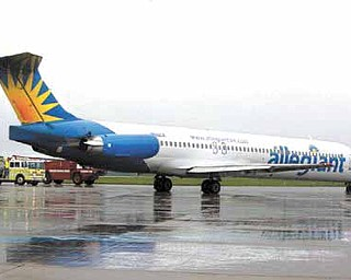 Allegiant Air, which provides most of the flights at the Youngstown-Warren Regional Airport, added Myrtle Beach flights in April and St. Petersburg flights in November. With the airport now offering flights to three leisure destinations — Orlando, St. Petersburg and Myrtle Beach — total passengers for 2011 are expected to climb to 39,000 for the year, which would be the highest total in 20 years.