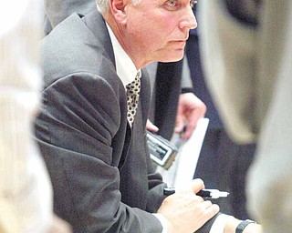 YSU Men's Head Coach Jerry Slocum