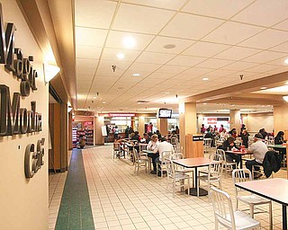 The food court has six restaurants with a seventh business — Subway — expected to opening near the food court in two to three months. Patrons and business owners agree business has increased in recent months.