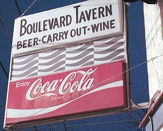 Members of St. Patrick and St. Dominic churches met for dinner at The Boulevard Tavern, 3503 Southern Blvd., Youngstown.