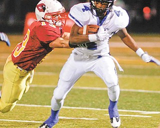 Poland WR Darius Patton committed to the University of Pittsburgh.