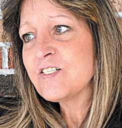 Austintown Resident Debbie Precurato.