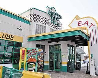 Quaker Steak and Lube, 5800 Interstate Blvd., Austintown.