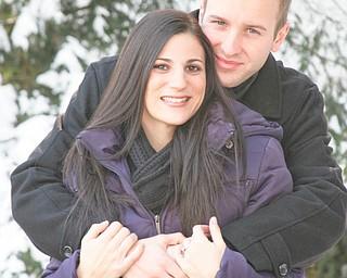 Lisa Clautti and Michael Mistovich