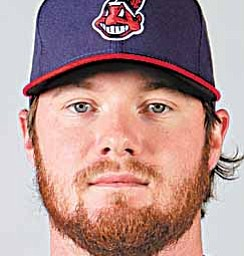 This is a 2011 photo of pitcher Alex White of the Cleveland Indians baseball team. This image reflects the Cleveland Indians active roster as of Tuesday, Feb. 22, 2011 when this image was taken.