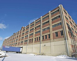 ROBERT K. YOSAY | THE VINDICATOR..Allstate Public Warehouse and Storage -  on North Ave in Youngstown is a historic building transformed into a storage facility that rents out space to other businesses for their overflow equipment and supplies... Ó--30-..
