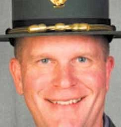 Ohio State Highway Patrol Superintendent Col. John Born