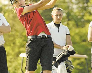 A two-time Horizon League golfer of the year, YSU junior Samantha Formeck wants to end her final season like she did her first - on top, both in the team and individual conference standings.