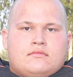 Howland junior offensive lineman Anthony Stanko