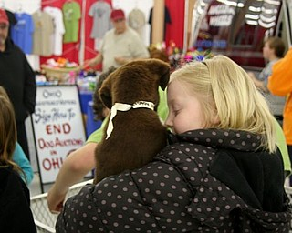 The Northeast Ohio Pet Expo Show & Sale at the Eastwood Expo Center in Niles.