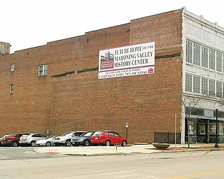 One of the Mahoning Valley Historical Society's largest and most important projects is the Mahoning Valley History Center, to open in 2012 in the historic downtown Harry Burt/Ross Radio Building, 325 W. Federal St.