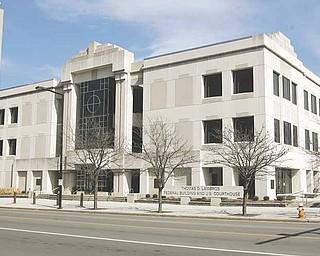 Robert K. Yosay | The Vindicator.The Thomas D. Lambros Federal Building and U.S. Courthouse