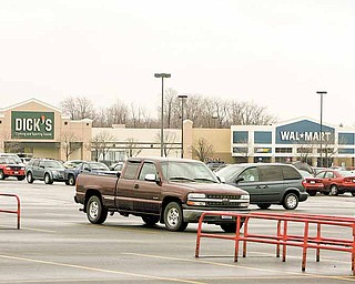 Retailers are expanding in Boardman. This year, Walmart will add 20,000 square feet to its existing building; Aldi will move into a new 17,000 square foot building across from Walmart; and Dick's Sporting Goods is moving to a larger location in the township.