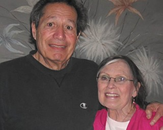 Mr. and Mrs. Sam Beigel