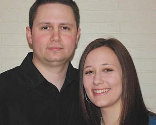Jacob Miletta and Amanda Shipsky