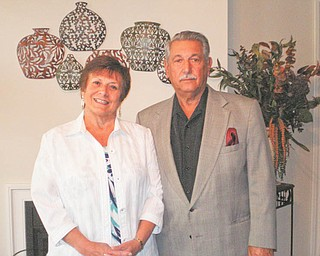 The Revs. Albert and Margaret Yanno