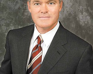 "In this 2005 photo released by CBS, ""60 Minutes"" correspondent Scott Pelley, is shown."