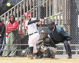 Youngstown State's Kim Klonowski was one of just three seniors on this year's softball squad, which finished the season with a 22-24 record.