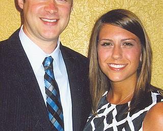 Thomas Church and Jennifer Hlebovy