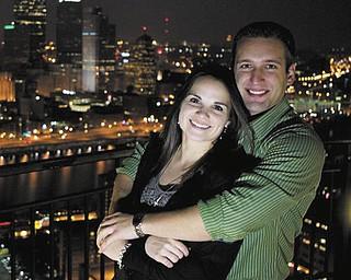 Ginny Naples and Nathan Porter