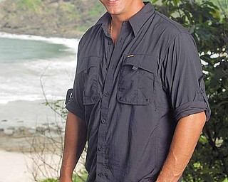 """In this undated publicity image released by CBS, returning """"Survivor"""" contestant Rob Mariano is shown in Nicaragua. Mariano will compete in """"Survivor:Redemption Island,"""" premiering Wednesday, Feb. 16, 2011 on CBS. (AP Photo/CBS, Monty Brinton) NO SALES"""