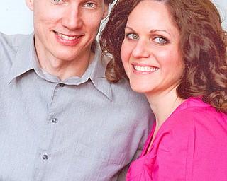 Jon Parsons and Deanna Canter