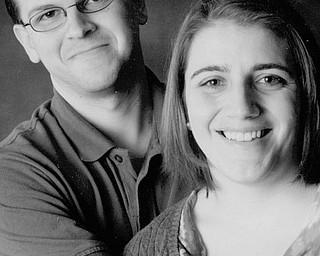Sarah Liston and Jason Mitchell