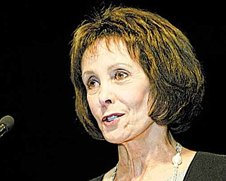 2011 Athena Award recipient Martha Bushey