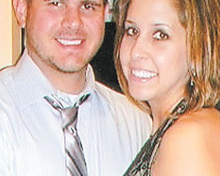 Christopher Hintosh and Allison Aracich