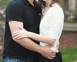 Jason Wagner and Danielle Pauley