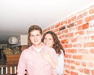 Jamie Steele and Kate Shirilla