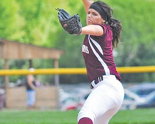 The Boardman Spartans earned another Division I district softball title on Saturday behind pitcher Alex  DiDomenico, who threw a no-hitter against the North Olmsted Bulldogs at the Field of Dreams in Boardman.