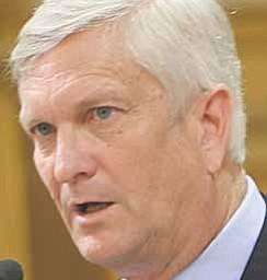 Tom Stickrath, Bureau of Criminal Investigation superintendent.
