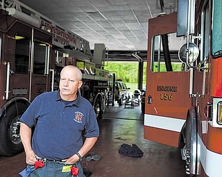 Lt. Rich Burns of the Austintown Fire Department speaks about the importance of following traffic laws concerning emergency vehicles, so that motorists stay safe and emergency workers can keep response time low..