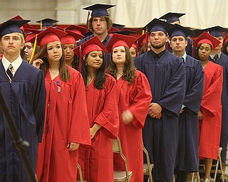FITCH - Graduation Saturday morning at Fitch. - Special to The Vindicator/Nick Mays