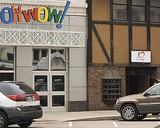 """The Love Lounge's manager wants to rename the downtown bar Xclusive. Mayor Jay Williams is concerned about the new name, saying the """"X"""" would be inappropriate next to the children's center."""