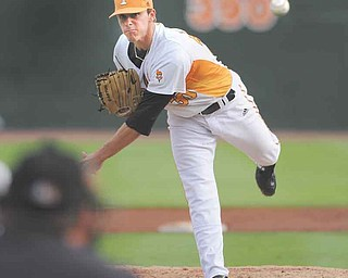 On Tuesday, Austintown Fitch graduate Steven Gruver was drafted by the Minnesota Twins in the seventh round of the MLB draft.