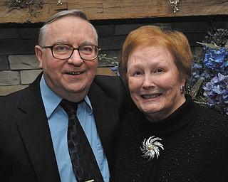 Dr. and Mrs. Joseph S. Gregori