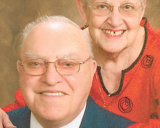 Mr. and Mrs. Ernest W. Grischow