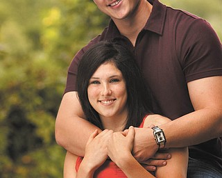 Brianna Groubert and Justin Fowler