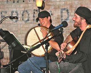 The Rogues of Rafferty appear for a CD release party at Quinlan's in Niles on Wednesday, June 8, 2011.