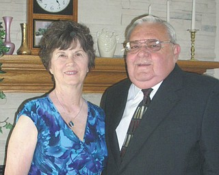 Mr. and Mrs. Frank W. Arundel Sr.