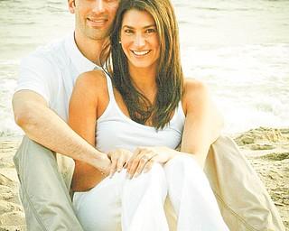 Nicholas Cappuzzello and Jessica Felice