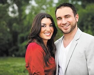 Krista Ginnetti and Vincent Antonucci