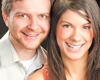 Robert Markwell and Rachel Wilson